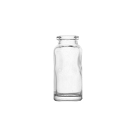 15 ml Moulded Glass Vials Type III