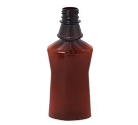 300 ml X 28 mm Flat PET Bottles Himalaya