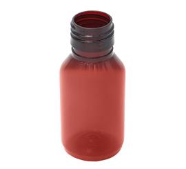 50 ml X 25 mm Round PET Bottle