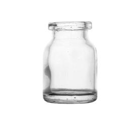 7.5 ml Moulded Glass Vials Type III