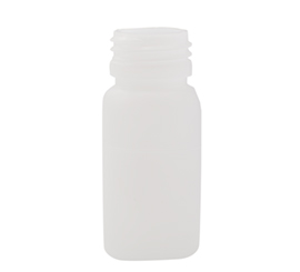 30 ml x 28 mm Neck Round HDPE Bottle EBM 8 g