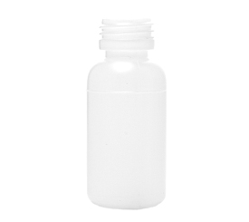 60 ml X 28 mm Round HDPE Bottle 21 g EBM