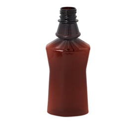 500 ml X 28 mm Flat PET Bottles Himalaya
