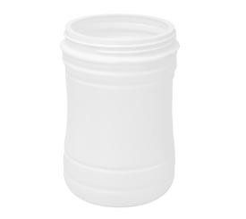 400 g X 98 mm Round HDPE Jar