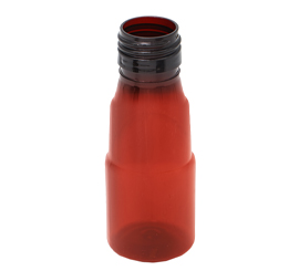 50 ml X 25 mm Micro Brut PET Bottle