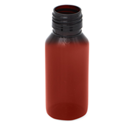 60 ml X 25 mm Deluxe PET Bottle
