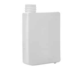 50 ml X 19 mm Triangular HDPE bottle EBM