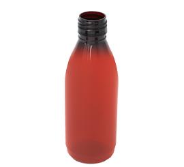 150 ml X 25 mm Oval PET Bottle