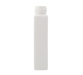 20 mm Square HDPE Bottle