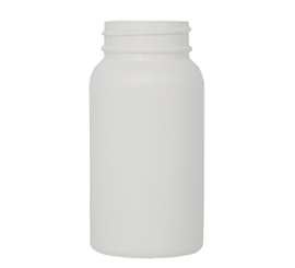 High Density Polyethylene Bottle 120 CC, 38 MM (DMF)