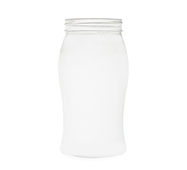 1000 ml X 83 mm PET Jar