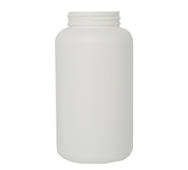 High Density Polyethylene Bottle 625 CC, 53 MM (DMF)