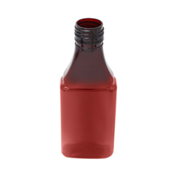100 ml X 25 mm Flat PET Bottle