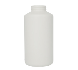 High Density Polyethylene Bottle 1300 CC, 53 MM (DMF)