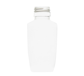 60 ml X 25mm Oval PET Bottle Sanitizer