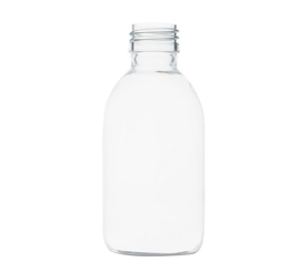 200 ml X 28 mm Dome PET Bottle