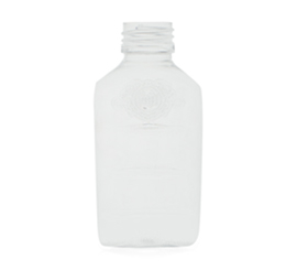 90 ml x 25 mm Neck Oval (MD Logo) PET Bottle