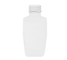 60 ml x 25 mm Neck Oval PET Bottle