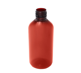 200 ml x 25 mm Neck Round  PET Bottle