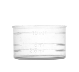 28 mm 10 ml Measuring Cup for Screw Cap