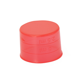 22 mm 5 ml Measuring Cup for ROPP Cap
